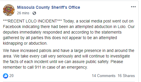 Lolo incident