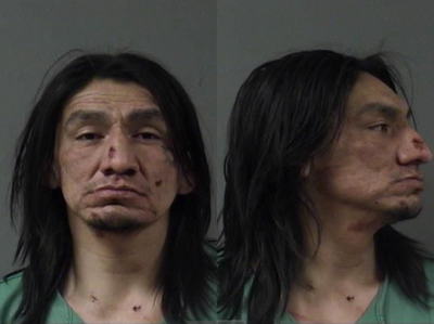 Affidavit: Billings man threw two large rocks at a peace officer
