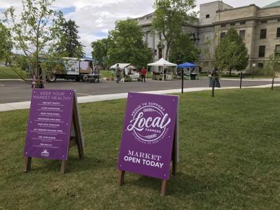Capitol Square Farmers Market back for fourth season
