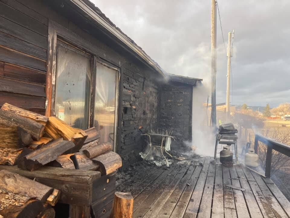 Meagher County community suffers damages due to Wednesday's windstorm