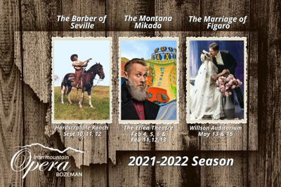 Intermountain Opera Bozeman kicks off in-person events, looks to reach new audience