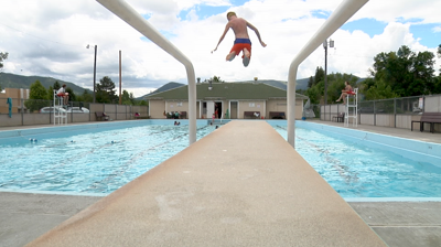 City of Livingston hosts a pool party to celebrate July Fourth