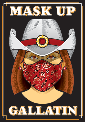 Promotion to mask up in Gallatin County comes with prizes