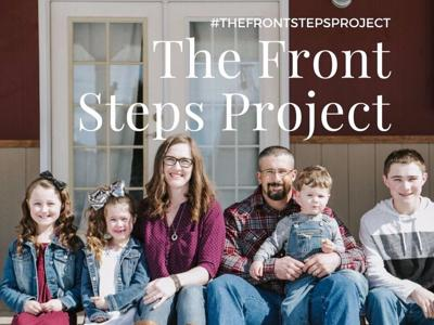 406 Families Front Steps Project