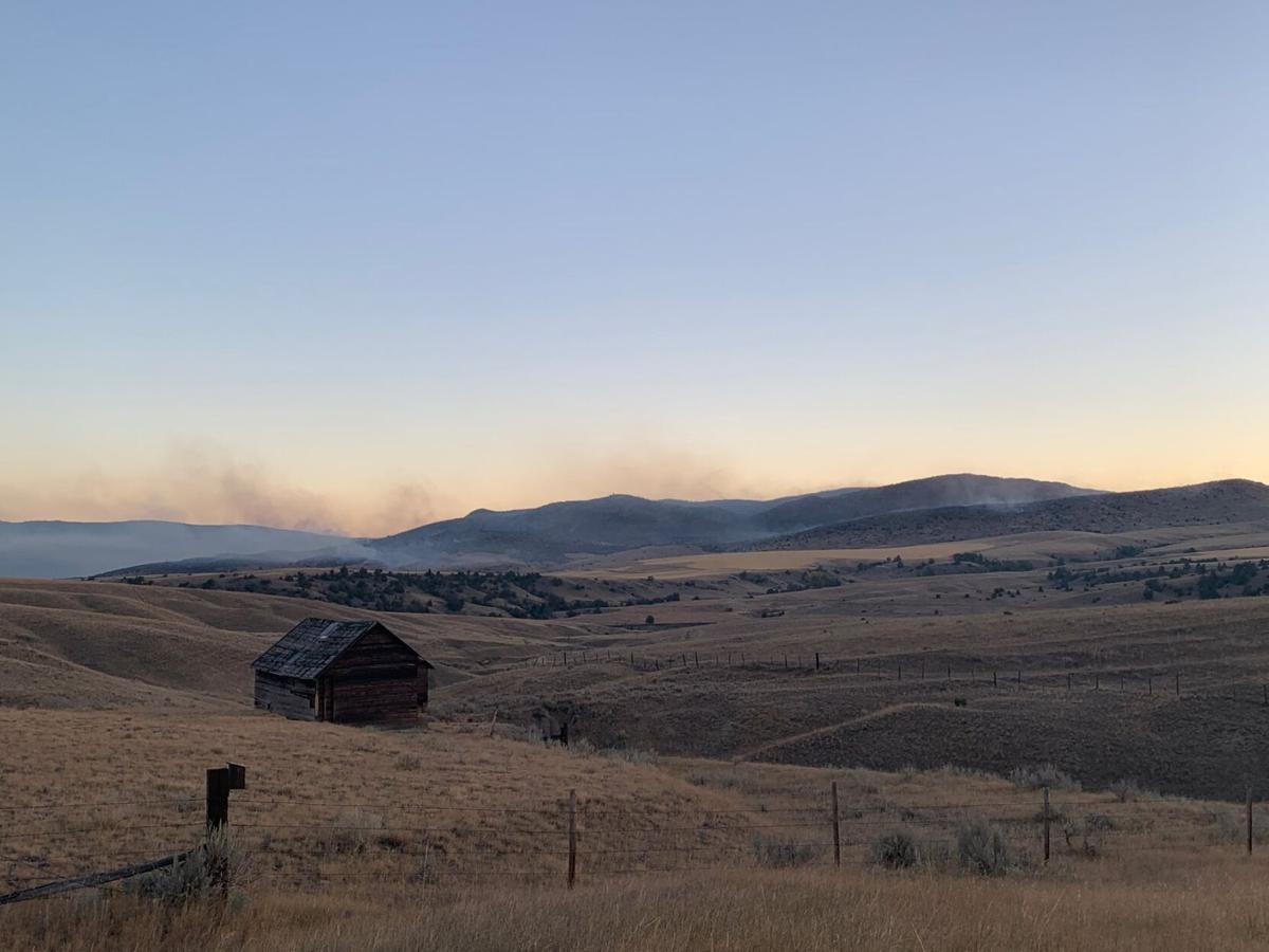 """Sheriff: Fire in Three Forks is """"under control"""""""