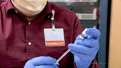 Coronavirus Vaccine -- VAULT IMAGE