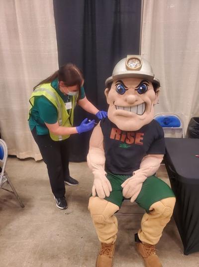 Montana Tech's Charlie Oredigger