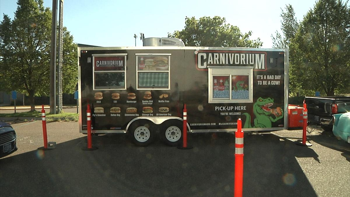 The first-ever mobile drive-thru restaurant arrives in Great Falls