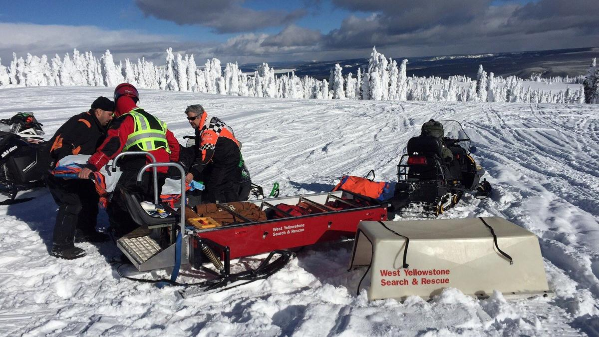 Snowmobiling Can Be Deadly Gallatin County Sheriff Warns Abc Fox Bozeman Montanarightnow Com