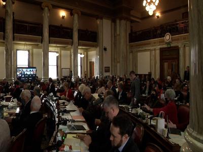 Montana's House of Representatives votes on quartet of abortion bills