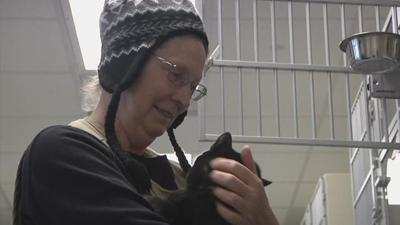 Giving back: a volunteer's love for animals