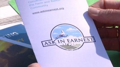 The New Frontier: Ask in Earnest