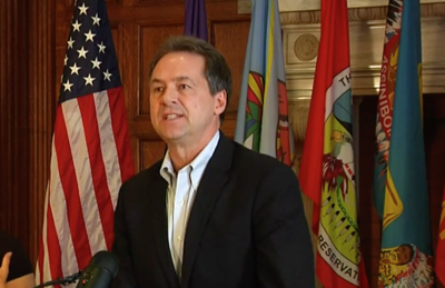 Governor Steve Bullock to visit with Bozeman businesses Tuesday