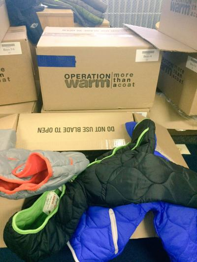 Operation Warm keeping kids cozy this winter