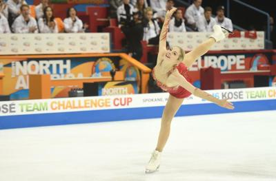 Olympian Gracie Gold to headline ice show in Bozeman