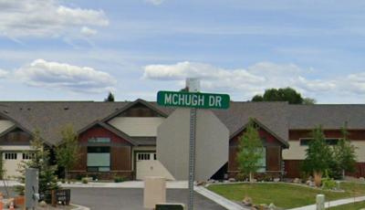 McHugh Drive in Helena
