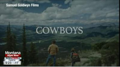 'Cowboys' movie to launch Friday