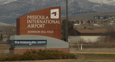 """Officials: Missoula Int'l Airport TSA worker """"at home resting"""" after positive COVID-19 test"""