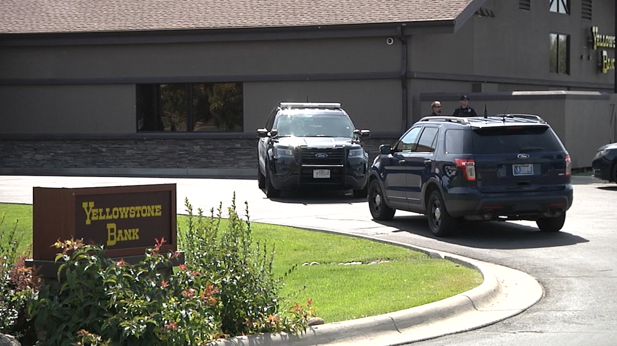 Yellowstone Bank attempted robbery