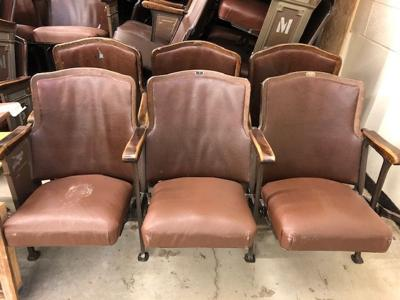 GFSH old theatre chairs