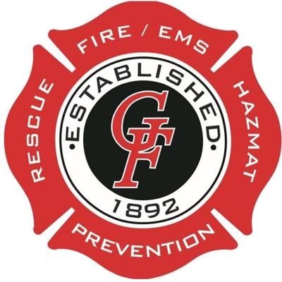 Great Falls Fire Rescue logo