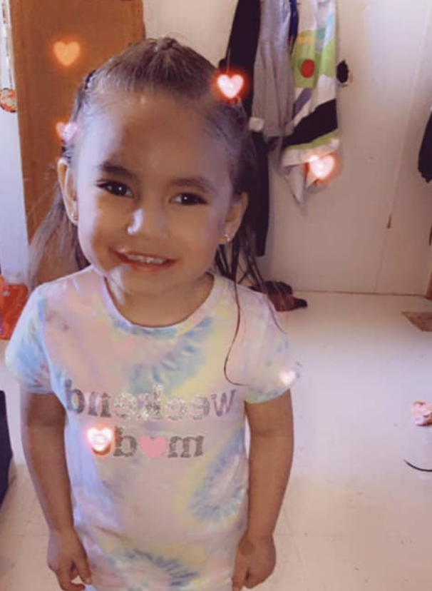 Blackfeet Law Enforcement searching for missing three-year-old