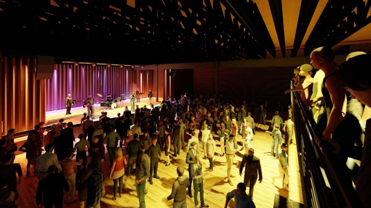 Newberry Concert Scene-Stage_Mez View