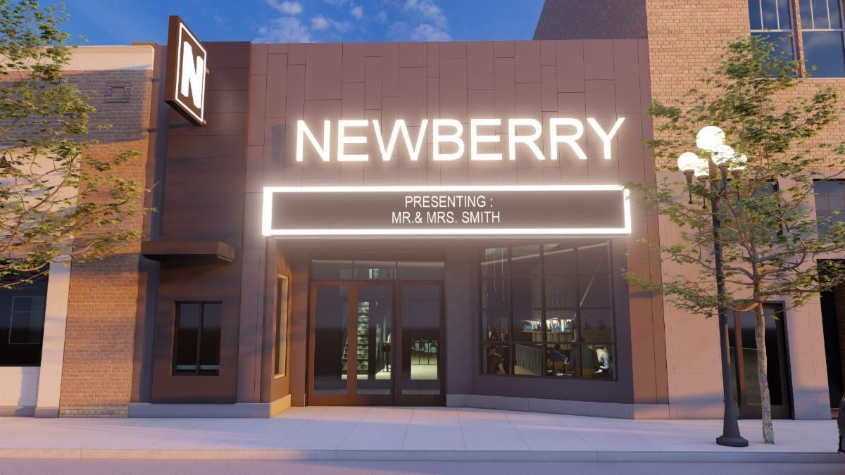 Newberry in Great Falls