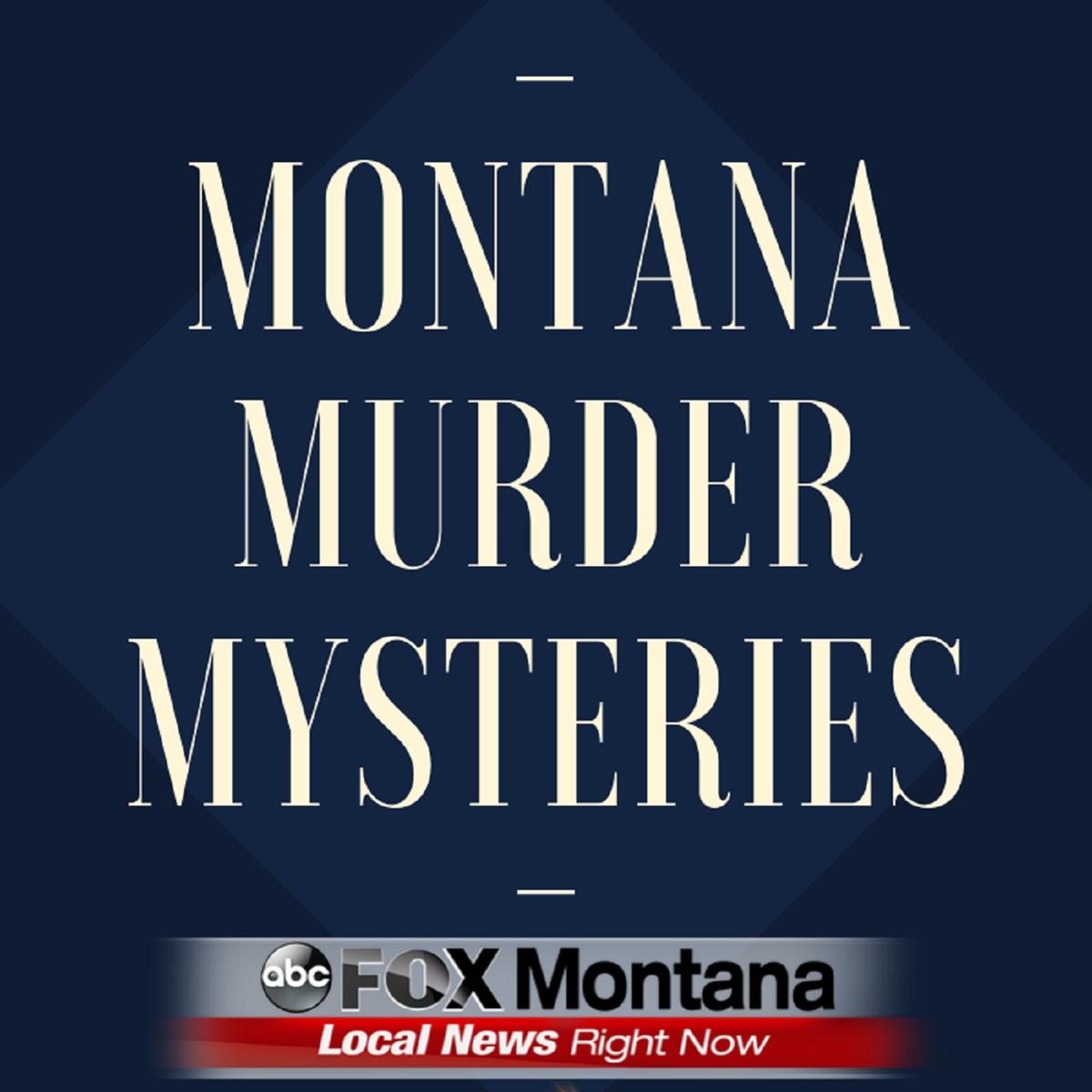 montana murder mysteries