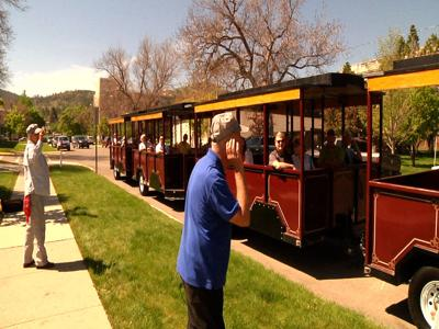 Last Chance Tour trains reopen, full steam ahead
