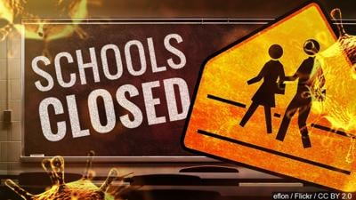schools closed