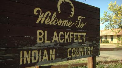 Blackfeet Indian Country