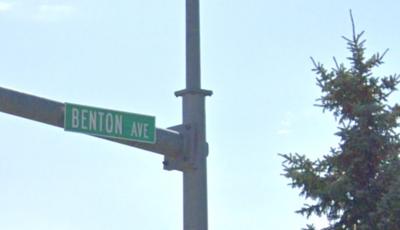 Benton Avenue in Helena