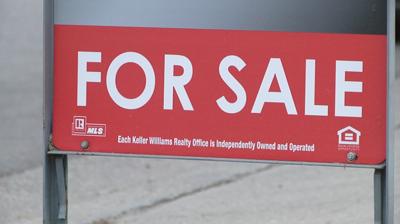 For Sale sign - Keller Williams