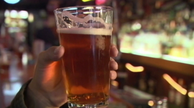Alcohol spending in the U.S. is up