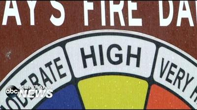 Fire Danger Changed to High