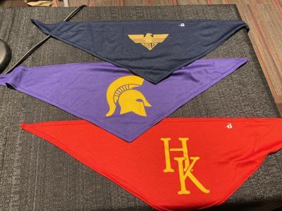 MCPS graduation bandanas