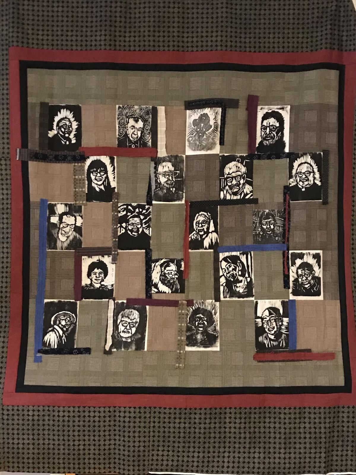 Eureka women quilt to remember those lost to COVID-19