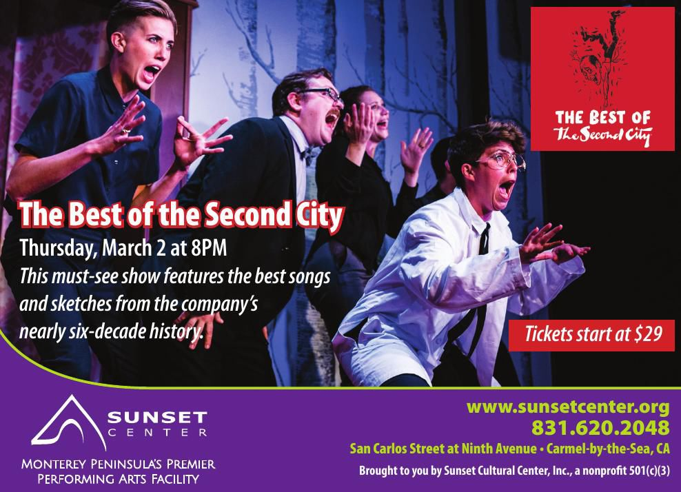The Best of Second City - Sunset Center