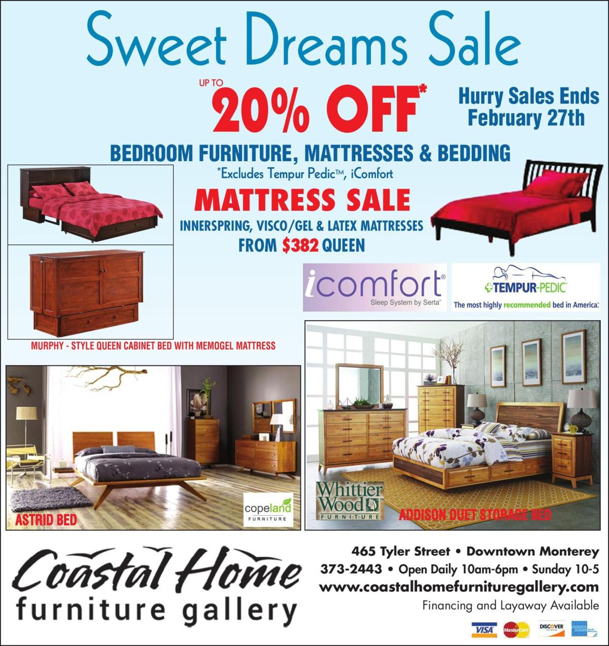 Coastal Home Furniture Gallery