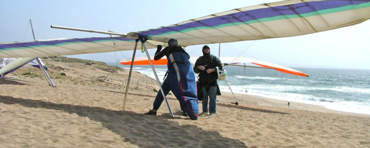 Hang Gliding Is As Serene And Soothing As It Looks From The Ground
