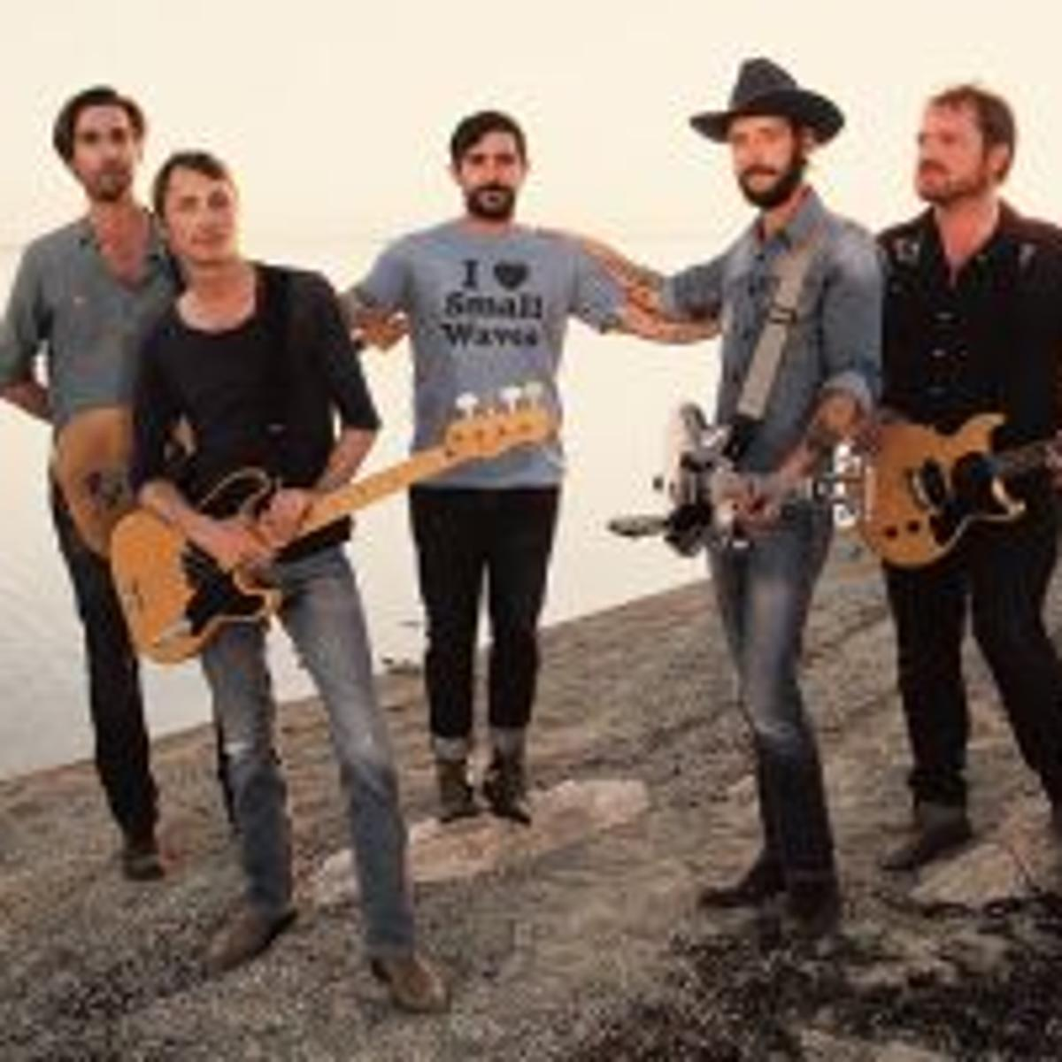 Alt-country rockers Band of Horses' Monterey stop comes