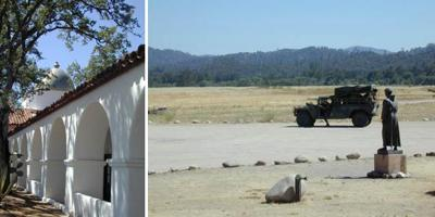 With parts of Fort Hunter Liggett recommended for closure, Sam Farr and others look to the National Parks Service.