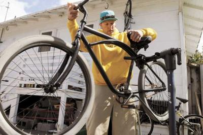 New Bikes Not Gangs class, in partnership with Salinas youth center, gears up for first session.