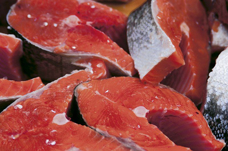 How to buy and freeze fish so the glorious wild salmon for How to season fish