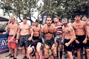 Spartan Race Day Board Short Mens