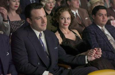 Hollywoodland combines true-life celebrity scandal with effective morality tale.