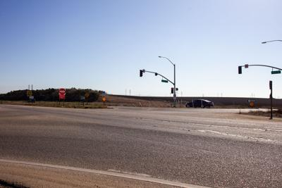 Highway 156 and Castroville Boulevard