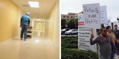 Monterey Peninsula and Salinas Valley hospitals suffer from atrophied revenue.