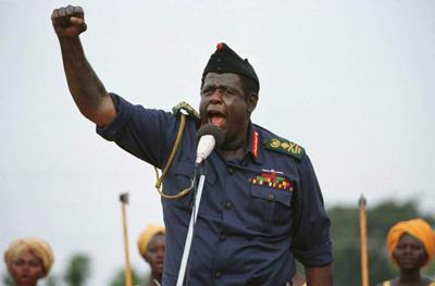 In a powerhouse performance, Forest Whitaker portrays Ugandan ruler Idi Amin in